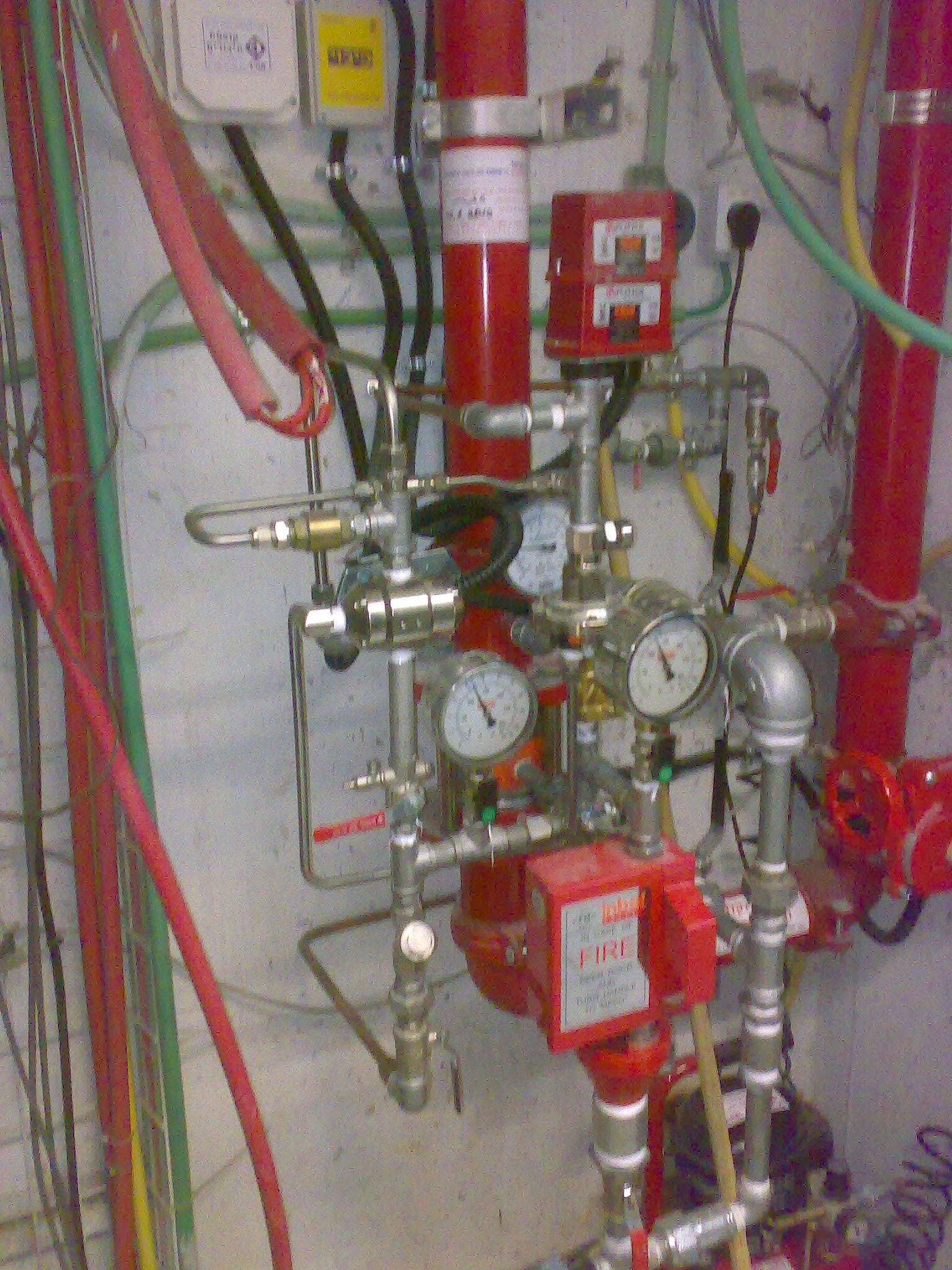 מערכות הפעלה מוקדמת לכיבוי אש