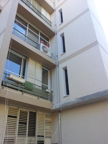 מערכת ספרינקלים לבניין מגורים