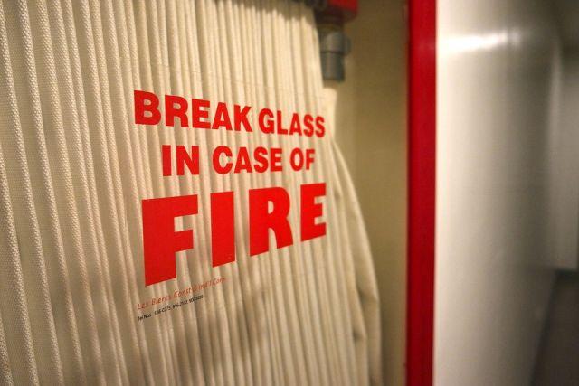 ביקורת מערכות כיבוי אש