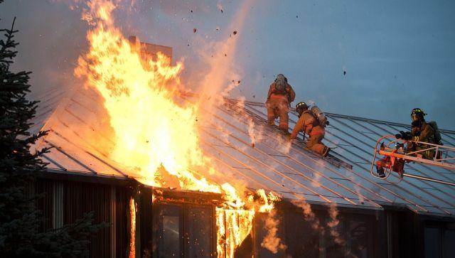 בטיחות אש בחדרי ילדים