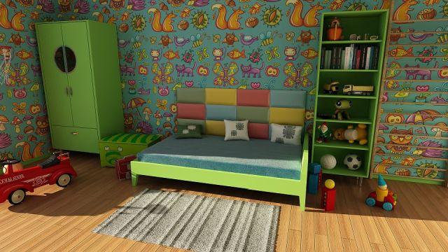 מערכת כיבוי אש בחדרי ילדים