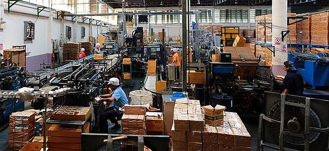התקנת מערכות כיבוי אש במפעלים