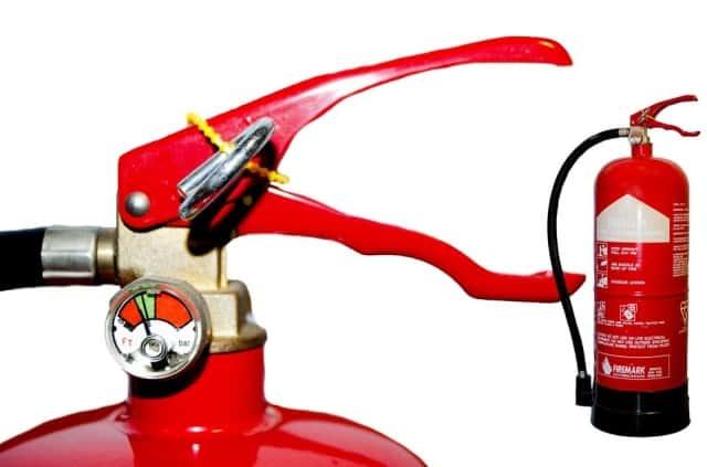 תחזוקת מערכת כיבוי אש